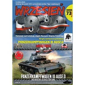 First To Fight PL073 - PzKpfw III D
