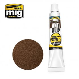 Ammo of Mig ANTI-SLIP PASTE – BROWN COLOR FOR 1/35