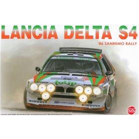 Nunu 24005 1/24 Lancia Delta S4 Totip Rally 1986