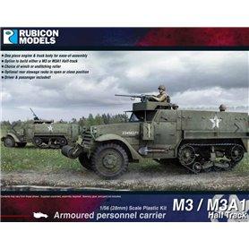 Rubicon Models 1:56 M3/M3A1 Half Track