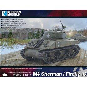 Rubicon Models 1:56 M4 Sherman / Firefly IC
