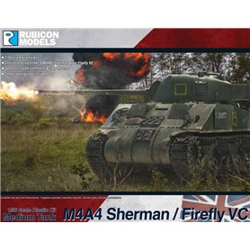 Rubicon Models 1:56 M4A4 Sherman / Firefly VC
