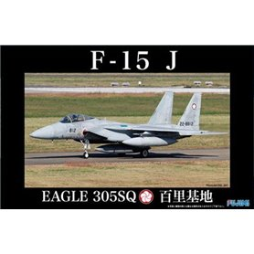 Fujimi 311128 1/48 F15-J Eagle Hyakuri Air Base 305SQ