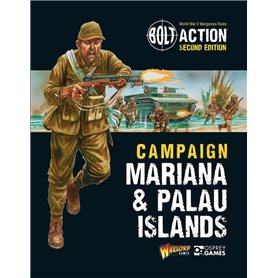 Bolt Action CAMPAIGN MARIANAS AND PALAU ISLANDS