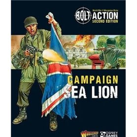 Bolt Action CAMPAIGN SEA LION + CAMPAIGN GIGANT