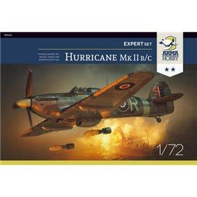 Arma Hobby 70042 Hurricane Mk II/C Expert set