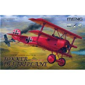 Meng QS-002 Fokker Dr.I Triplane
