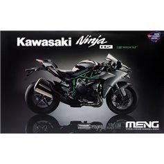 Meng 1:9 Kawasaki Ninja H2 - PRE-COLOURED EDITION