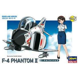 Hasegawa TH5-60105 Egg Plane F-4 Phantom II