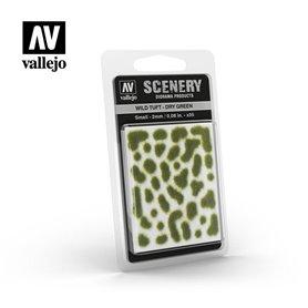Vallejo SC401 Wild Tuft - Dry Green