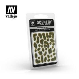 Vallejo SC402 Wild Tuft - Dark Moss