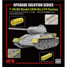 RFM-2004 Upgrade solution for T-34/85