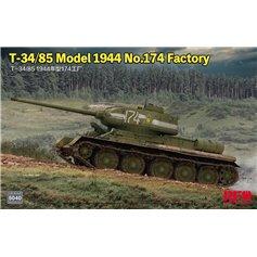 RFM 1:35 T-34/85 Model 1944 NO.174 FACTORY