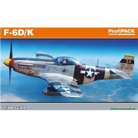 Eduard 82103 F-6D/K Profipack edition