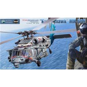 """Kitty Hawk 50015 """"Knighthawk"""" MH-60S w/ M197 Cannon"""