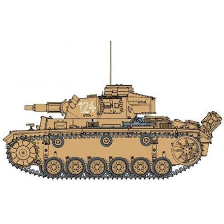 Dragon 6956 1/35 Pz.Kpfw. II Ausf N s.Pz.Abt.501