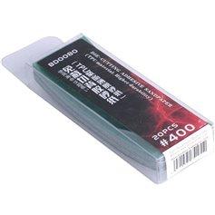 Border Model BD0080 DIE-CUTTING ADHESIVE SANDPAPER 400 - 20szt.