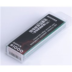 Border Model BD0083 DIE-CUTTING ADHESIVE SANDPAPER 1000 - 20szt.