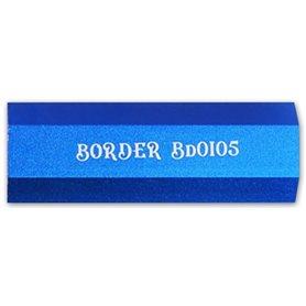 Border Model BD0105-B Metal Sanding Board - Blue