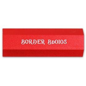 Border Model BD0105-R Metal Sanding Board - Red