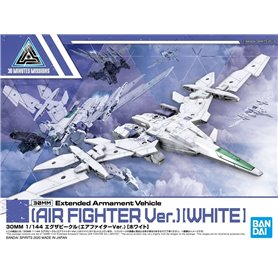 Bandai 59548 30MM 1/144 AIR FIGHTER VER. [WHITE]   No box [ ]