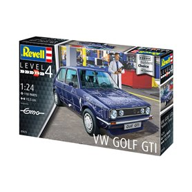 "Revell 07673 VW Golf GTI ""Builders Choice"""