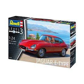 Revell 07668 1/24 Jaguar E-Type Coupé
