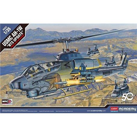 Academy 1:35 USMC AH-1W NTS UPDATE