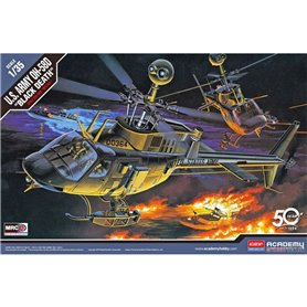 Academy 1:35 U.S. Army OH-58D BLACK DEATH