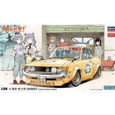 Hasegawa 1:24 ZESSYAKA! Toyota Celica 1600GT