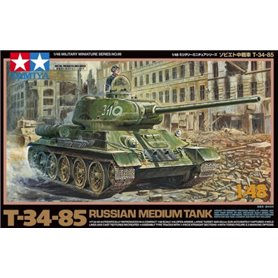 Tamiya 32599 1/48 Russian Medium Tank T-34-85