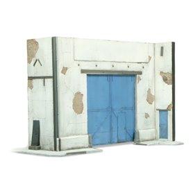 Vallejo SCENICS 1:35 FACTORY GATE 10cm x 17cm