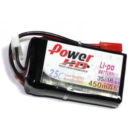 Pakiet LiPol Power HD 450mAh 11,1V 25C