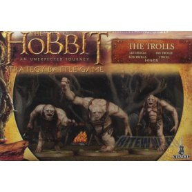HOBBIT The Trolls