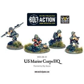 Bolt Action USMC HQ
