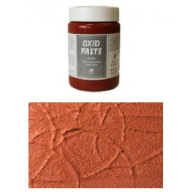 Vallejo Textures - Red Oxide Earth