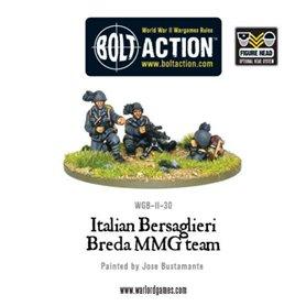 Bolt Action Italian Army Breda MMG