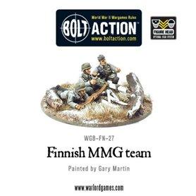 Bolt Action Finnish MMG Team