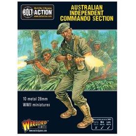 Bolt Action Australian Independent Commando Section