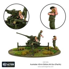 Bolt Action Australian 40mm Bofors AA gun (Pacific)