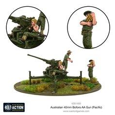 Bolt Action AUSTRALIAN 40MM BOFORS AA GUN - PACIFIC