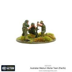 Bolt Action AUSTRALIAN MEDIUM MORTAR TEAM - PACIFIC