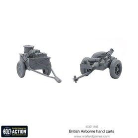 Bolt Action British airborne hand carts