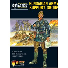 Bolt Action Hungarian Army support group