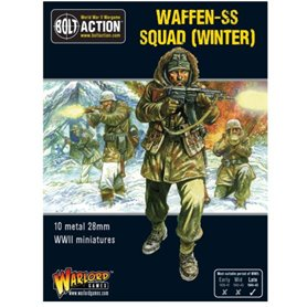 Bolt Action WAFFEN SS SQUAD - WINTER