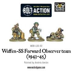 Bolt Action WAFFEN SS FORWARD OBSERVATION TEAM 1943-1945