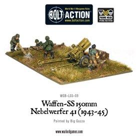 Bolt Action Waffen-SS150mm Nebelwerfer 41 (1943-45)