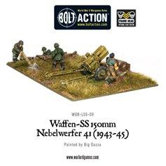 Bolt Action WAFFEN SS 150MM NEBELWERFER 41 1943-1945