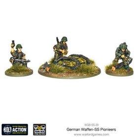 Bolt Action Waffen-SSPioneers (1943-45)
