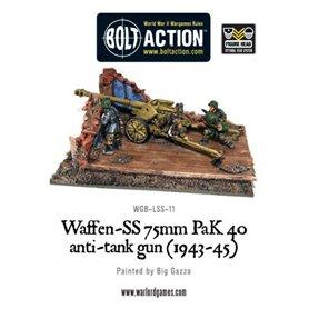 Bolt Action Waffen-SS75mm PaK 40 anti-tank gun (1943-45)